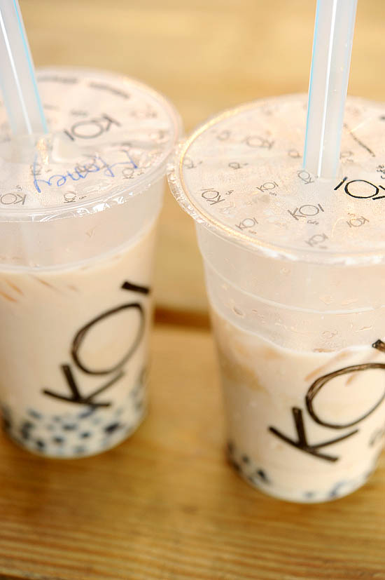 Koi Bubble Tea