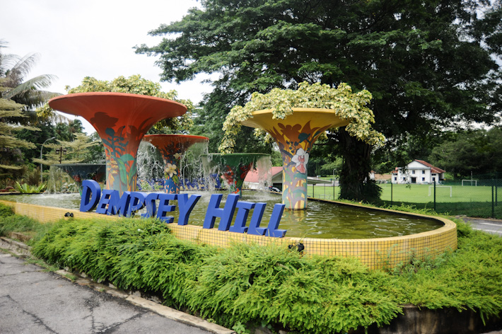 Singapore Dempsey Hill