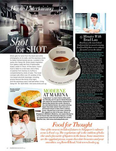 Singapore Food Blog