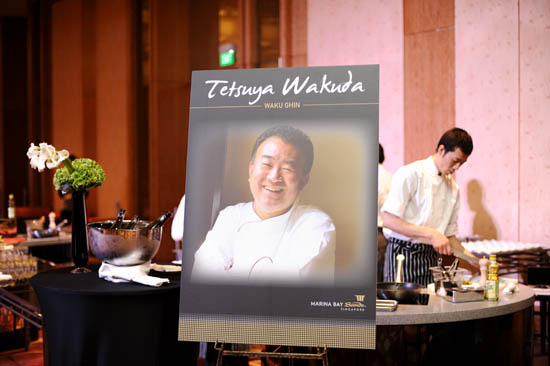 Tetsuya Wakuda Singapore