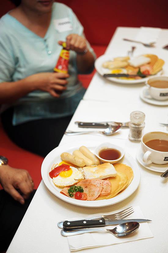 Breeks Cafe Brunch