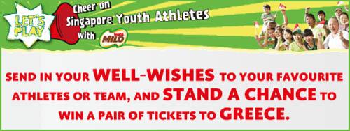 Singapore Youth Athletes