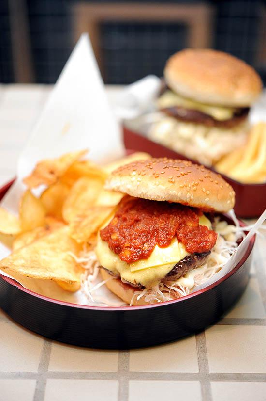Burger Bench Singapore