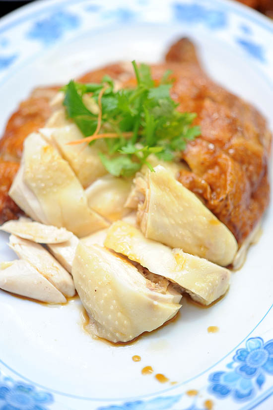 Five Star Hainanese Chicken