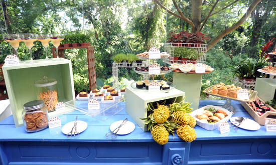 House High Tea Buffet