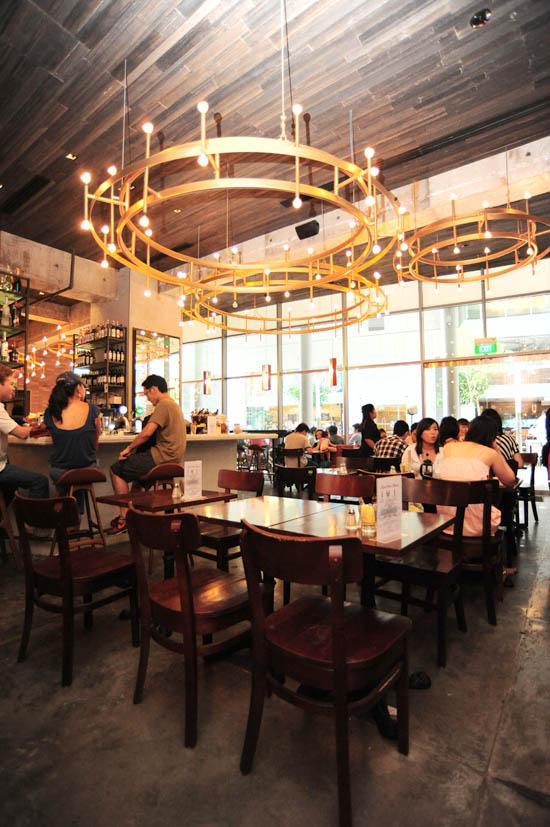 Oriole Cafe Singapore