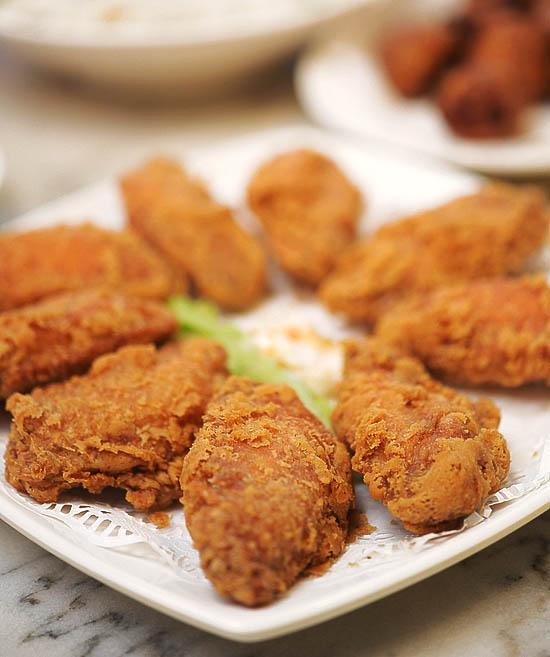 Shrimp Paste Chicken