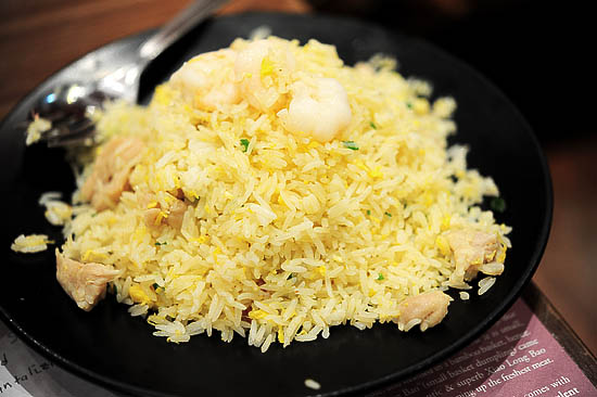 Crystal Jade Fried Rice