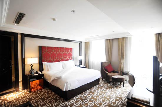 Langham Yangtze Boutique Hotel Shanghai