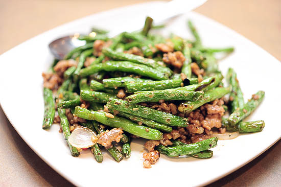 Braised Long Beans