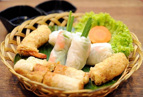 Madam Saigon Restaurant Singapore