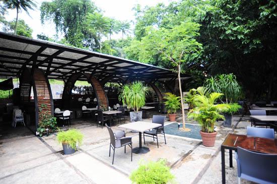 Rochester Park Cafe