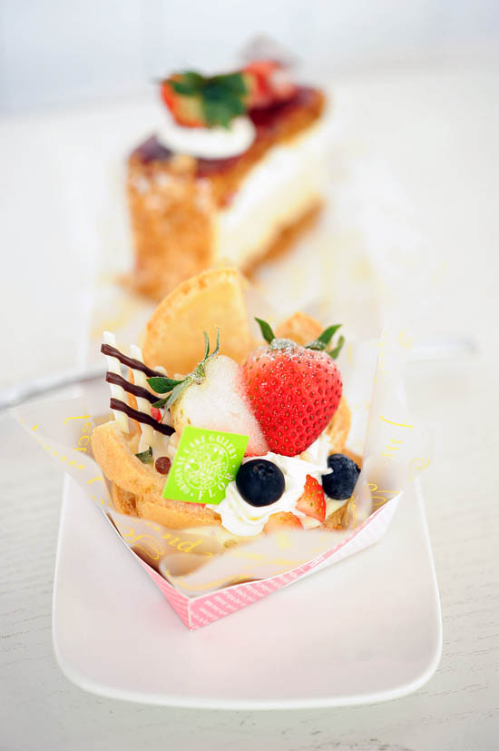 Berry Choux Flor Patisserie