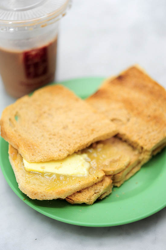 Best Kaya Toast Singapore