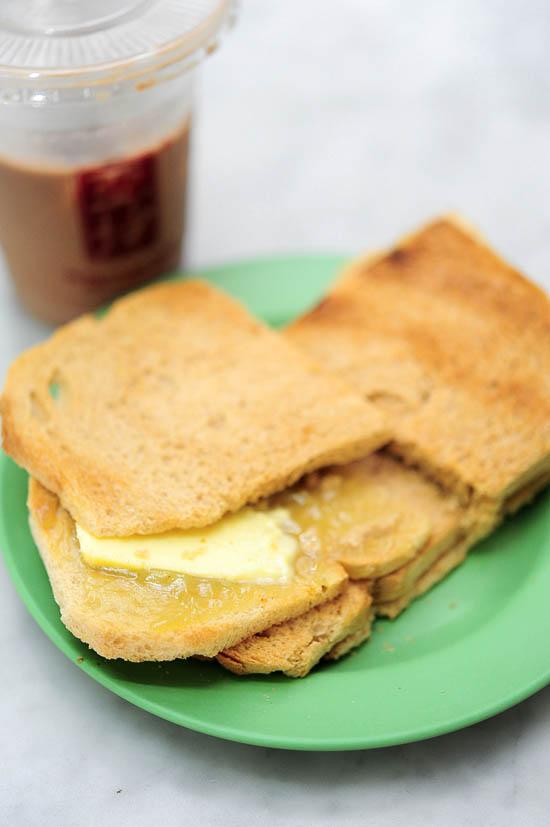 Best Kaya Toast Singapore
