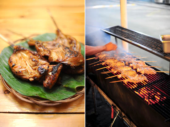 Filipino Street Food BBQ Chicken
