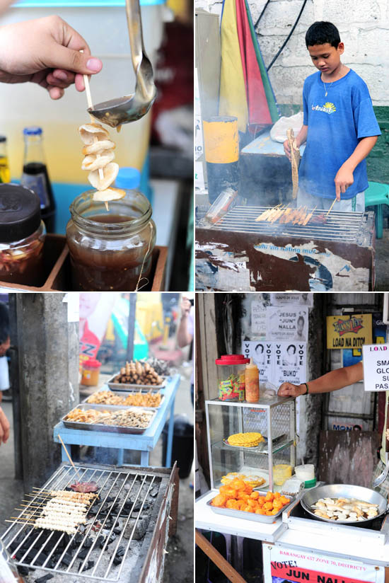 Filipino Street Food Manila