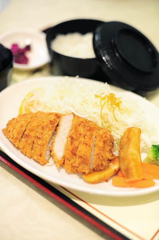 Romankan Yokohama Tonkatsu