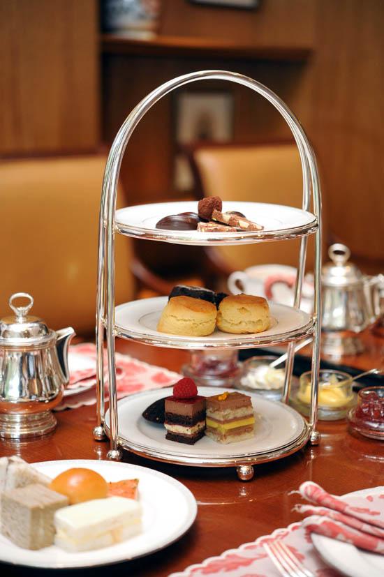 Afternoon Tea Regent Singapore