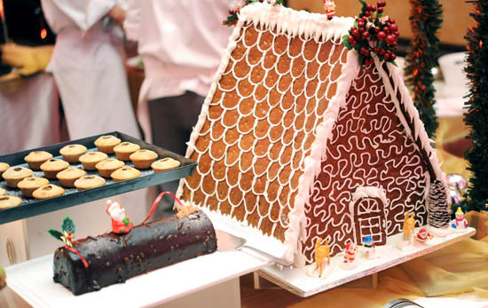 Christmas Buffet Singapore