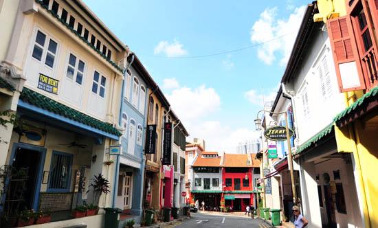 Club Street Singapore