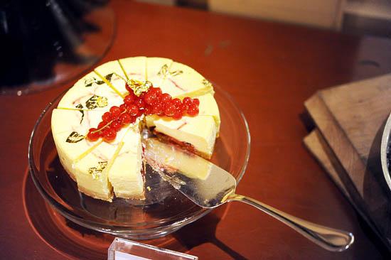 Four Seasons Cheesecake