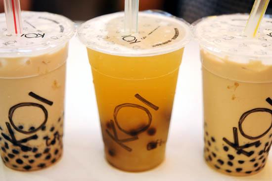KOI Bubble Tea Singapore