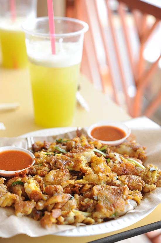 Katong Ah Soon Fried Oyster