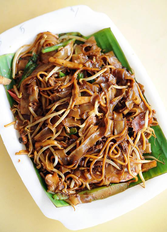 Lao Fu Zhi Fried Kway Teow