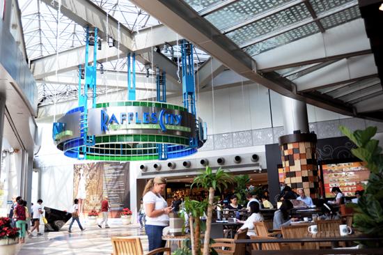 Raffles City Singapore