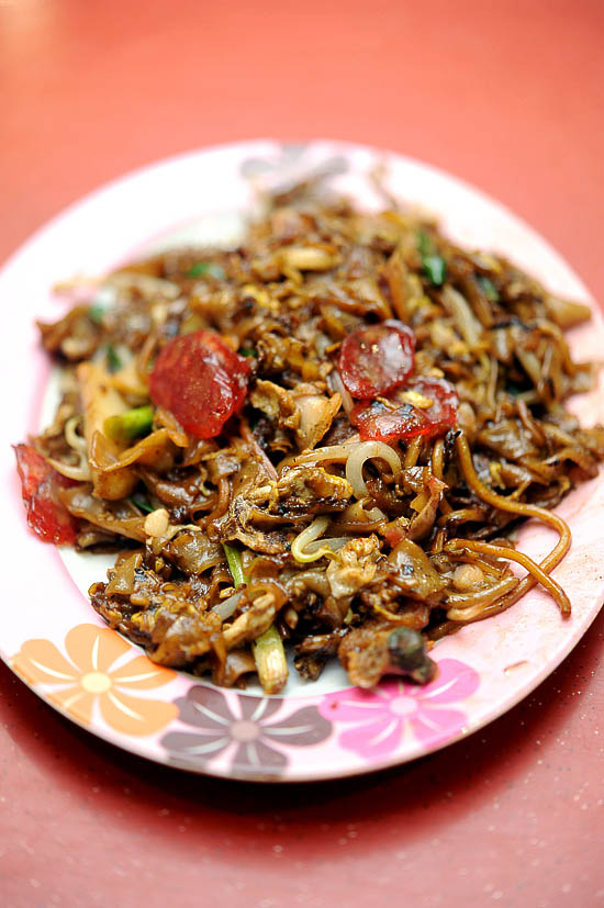 Zion Road Char Kway Teow
