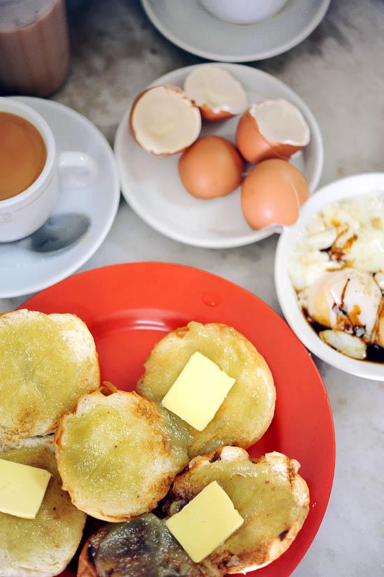 Chin Mee Chin Kaya Toast