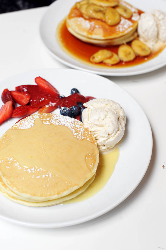 Pancakes in Singapore