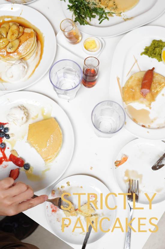 Strictly Pancakes Singapore