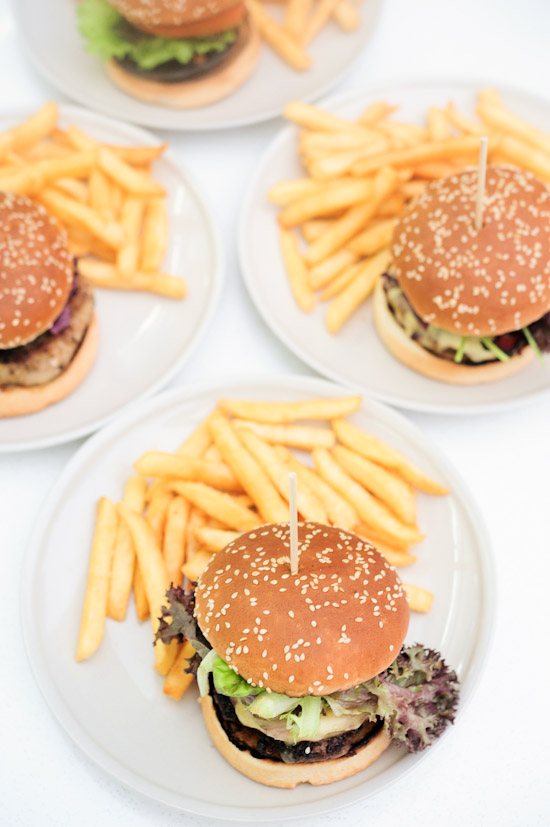 De Burg Best Burger Singapore