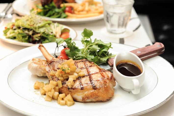 PS Cafe Pork Chop