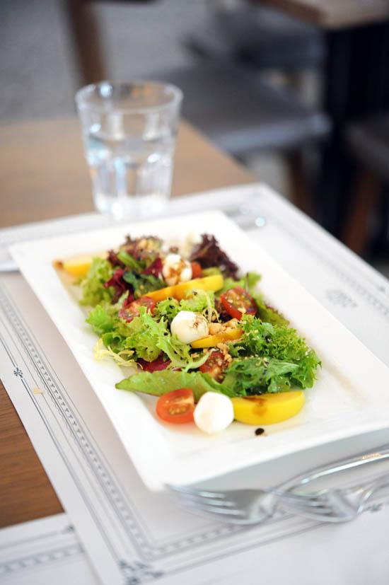 White Rabbit Salad