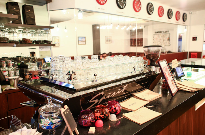 Bucktile St Cafe