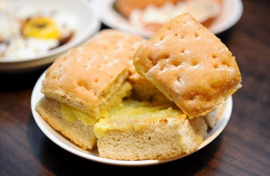 Ciabatta Kaya Toast