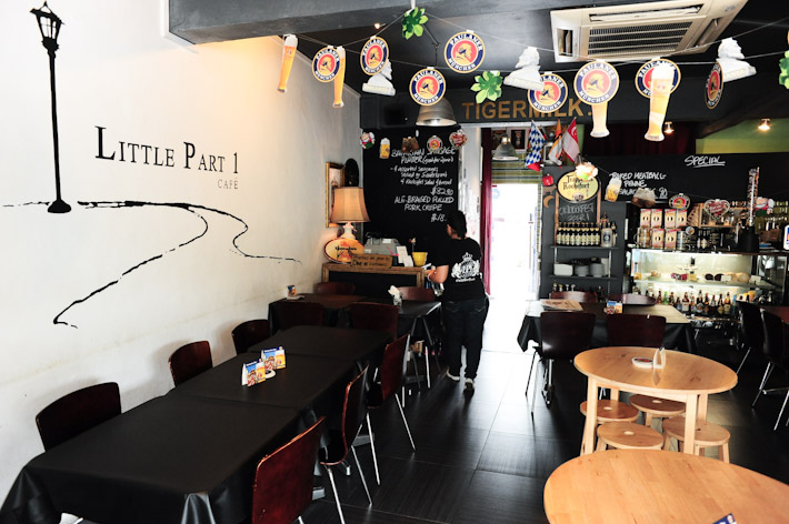 Little Part 1 Cafe