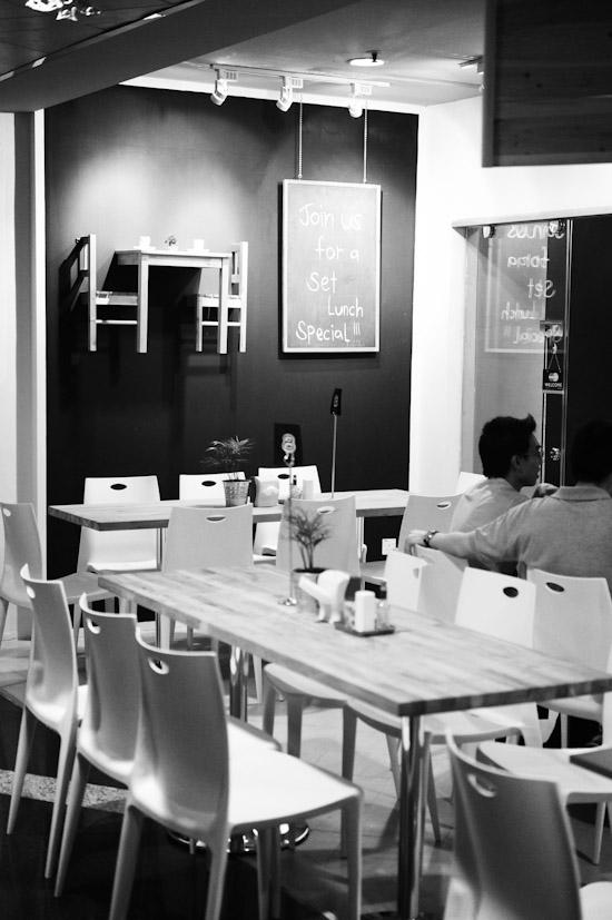 Platypus Test Kitchen Clifford Centre