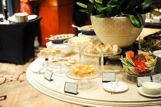 The Regent Singapore Weekend Buffet