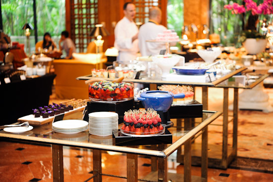 Weekend Afternoon High Tea Buffet