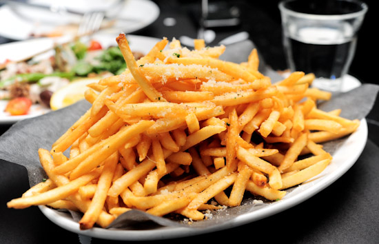 PS Cafe Truffle Fries