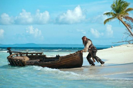 Pirates of the Caribbean on Stranger Tide
