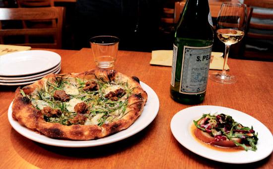 Pizzeria Mozza Singapore
