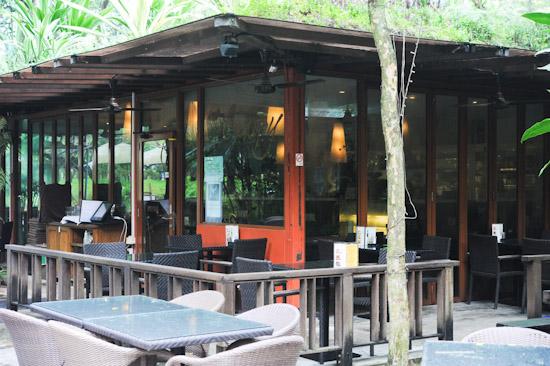 Canopy Restaurant Bishan Park