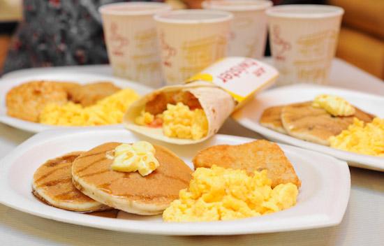 KFC a.m Family Feast