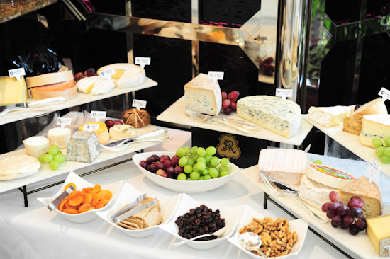 Cheese buffet