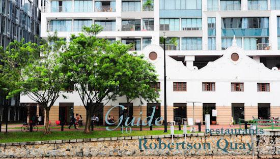 Robertson Quay Guide